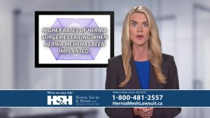 Hernia Mesh Lawsuit in Canada – Medical Alert: Hernia Mesh Recalls in Canada – Video